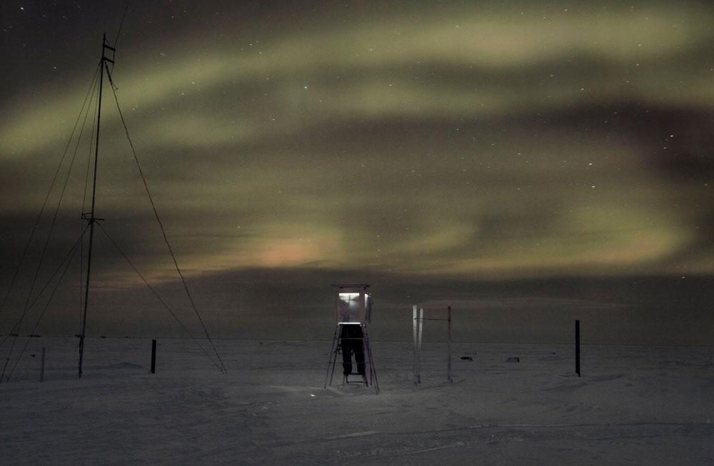 Полярник Вячеслав Короткий — самый одинокий человек на планете